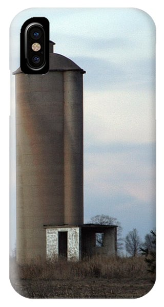 Solo Silo IPhone Case