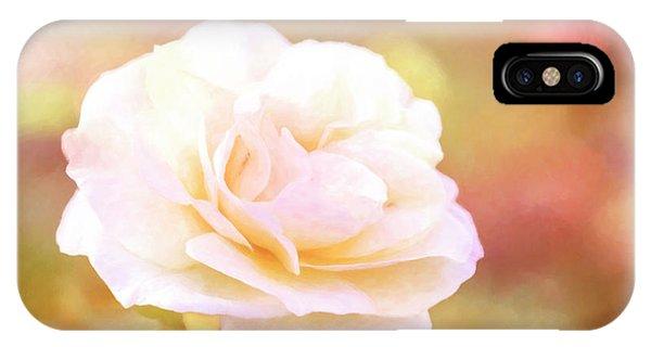 Solstice Rose IPhone Case