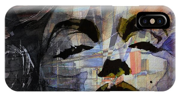 Digital iPhone Case - Some Like It Hot Retro by Paul Lovering