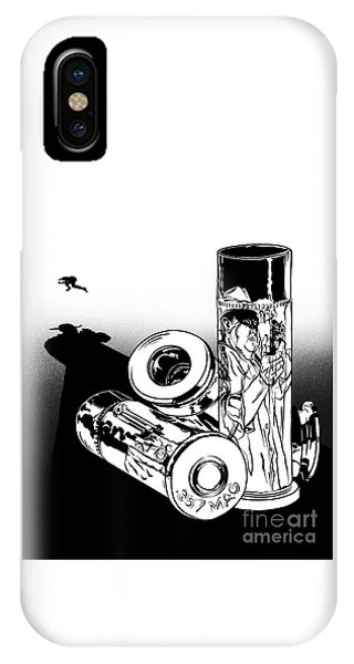 Someone Had To Do Something, And Quick IPhone Case