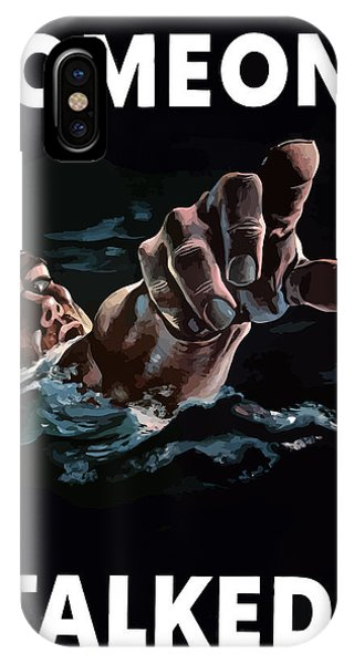 Americana iPhone Case - Someone Talked -- Ww2 Propaganda by War Is Hell Store