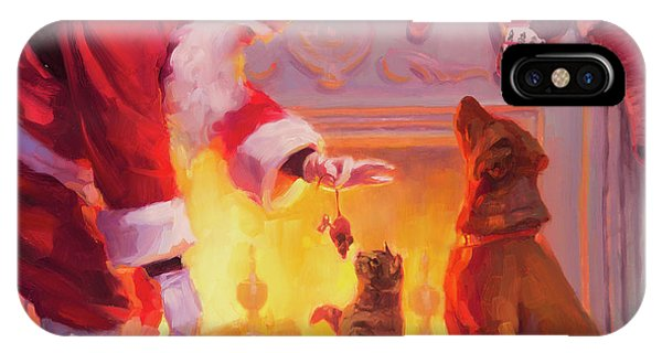 Inside iPhone Case - Something For Everyone by Steve Henderson
