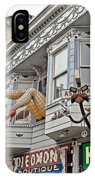 Something To Find Only The In The Haight Ashbury IPhone Case