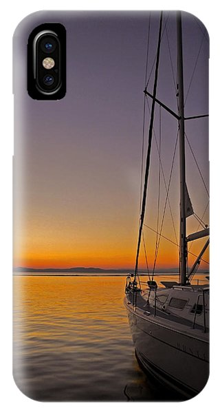 Somewhere Beyond The Sea ... IPhone Case