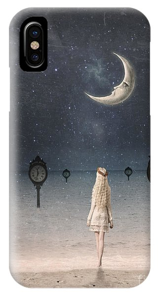 Somewhere In Time IPhone Case