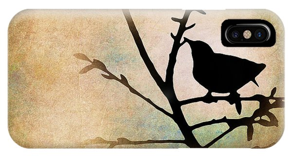 Song Bird IPhone Case