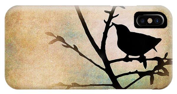 Song Bird IPhone Case