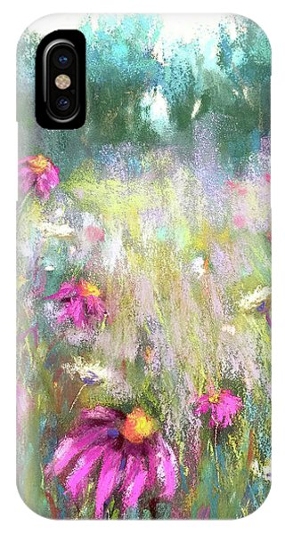Song Of The Flowers IPhone Case
