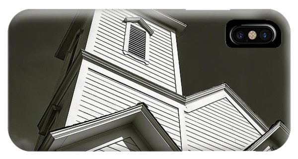 Sonoma Church IPhone Case