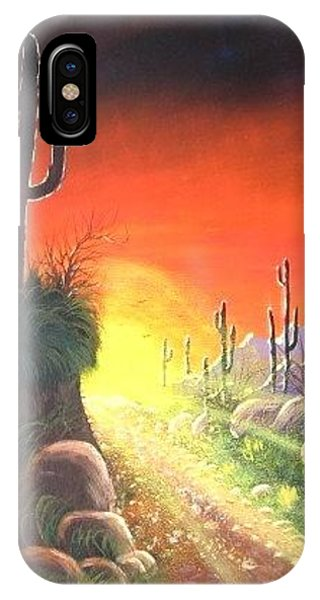 Sonora Sunrise IPhone Case