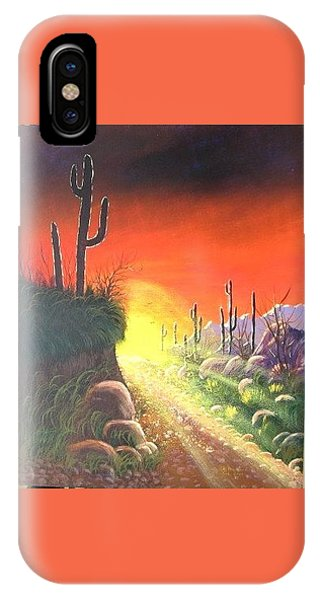 Sonora Sunrise IPhone Case
