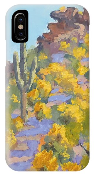 Sonoran Springtime IPhone Case
