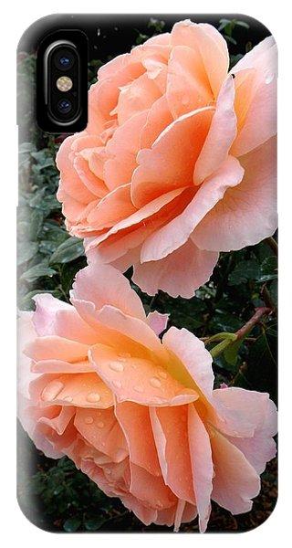 Sonya Roses Phone Case by Rosalie Scanlon