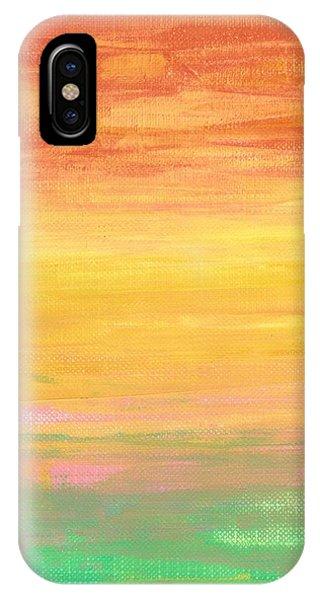 Sorbet Sunset IPhone Case