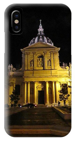 Sorbonne Night IPhone Case