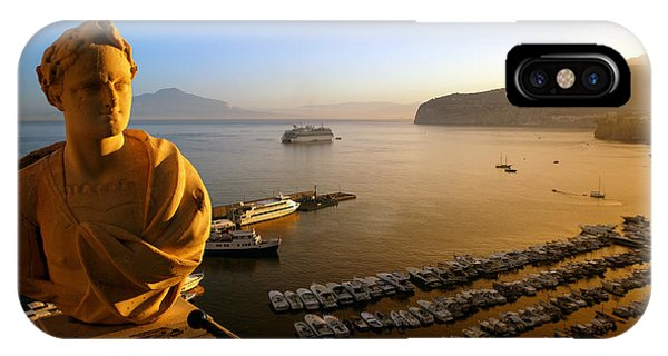 Sorrento At Dawn Phone Case by Neil Buchan-Grant