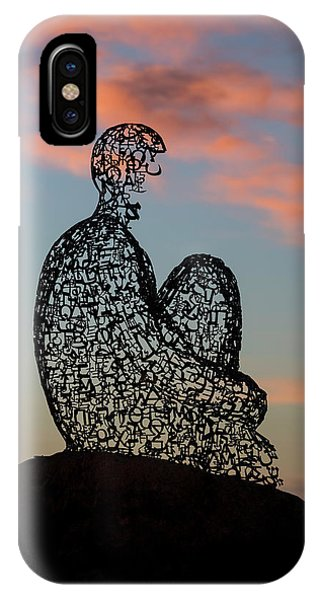 Soul At Sunset IPhone Case
