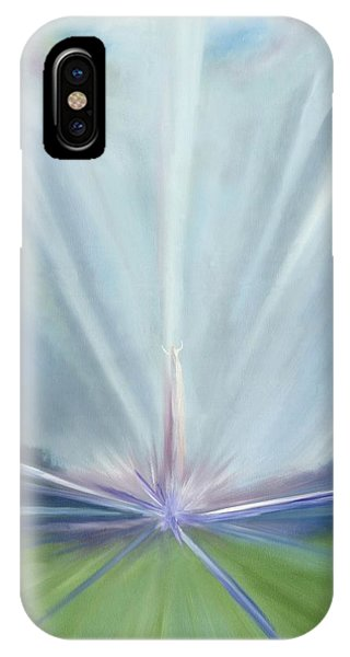Soul Blastoff IPhone Case