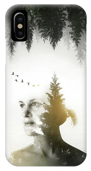 Exposure iPhone Case - Soul Of Nature by Nicklas Gustafsson