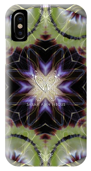 iPhone Case - Soul Star Shaman by Alicia Kent