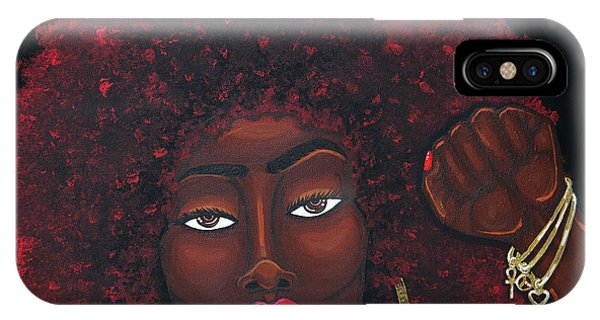 Soul Sista IPhone Case