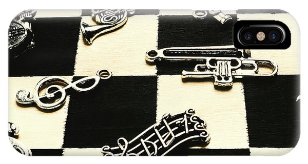 Trumpet iPhone Case - Sound Cheque by Jorgo Photography - Wall Art Gallery