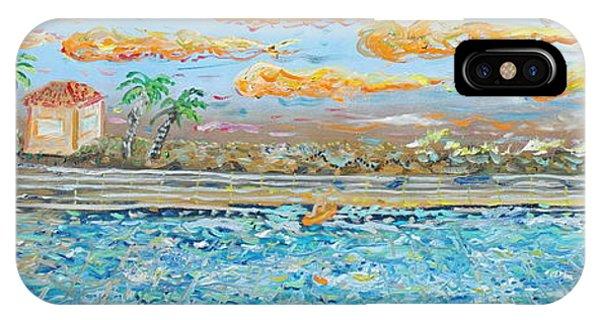 Sound Of Maui Phone Case by Podge Elvenstar