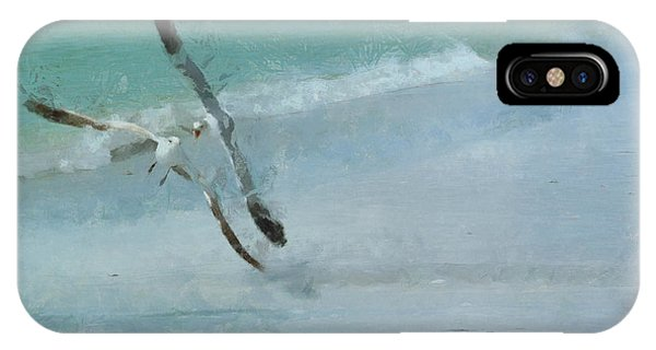 Sound Of Seagulls IPhone Case