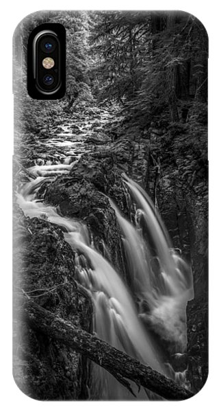 Beauty In Nature iPhone Case - Sound Of Strength by Jon Glaser