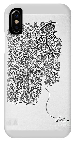 Soundless Whisper IPhone Case