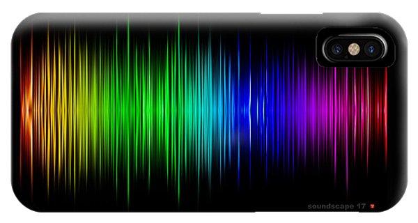 Soundscape 17 IPhone Case