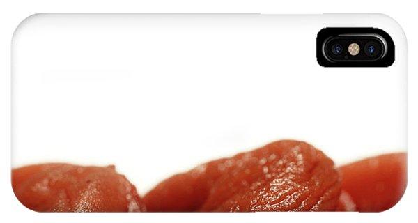 Sour Plums IPhone Case