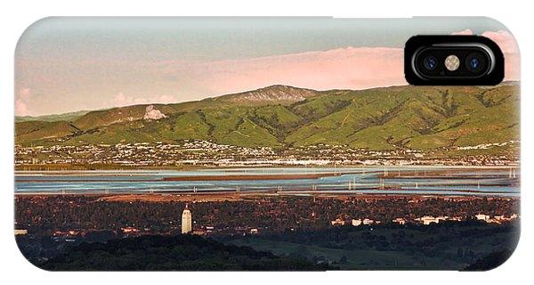 South Bay With Stanford IPhone Case