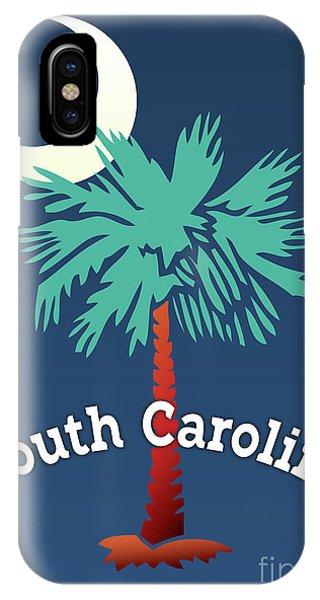 South Carolina Palmetto IPhone Case