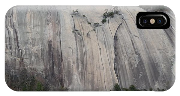 South Face - Stone Mountain IPhone Case