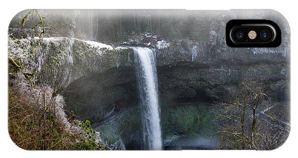 South Falls Shroud IPhone Case