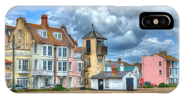 South Lookout Tower Aldeburgh IPhone Case