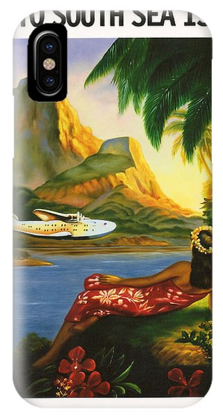 South Sea Isles IPhone Case