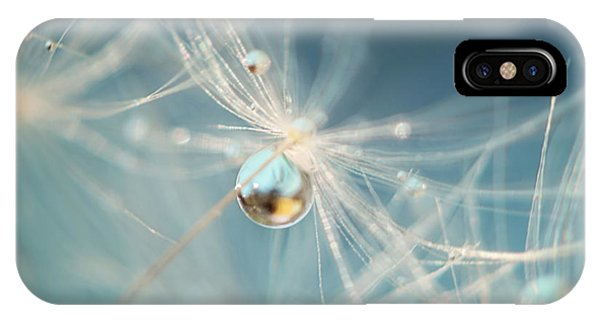 Teal iPhone Case - South Sea Pearl by Amy Tyler