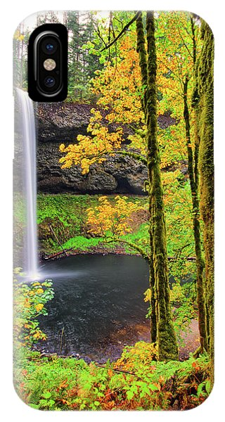 South Silver Falls IPhone Case
