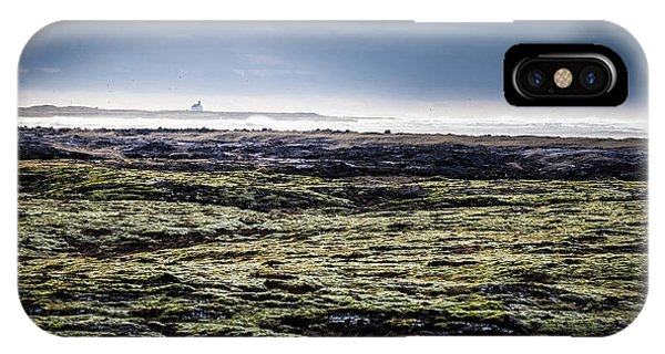 South West Iceland IPhone Case