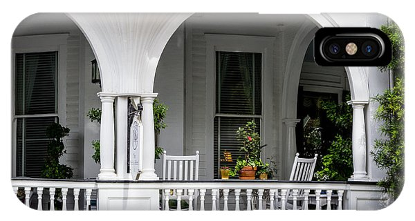 Southern Architecture IPhone Case