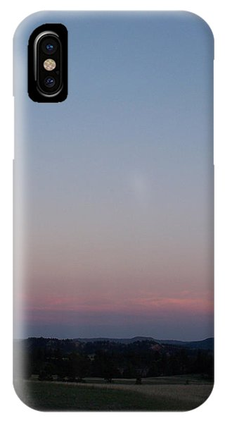 Southern Black Hills Moon IPhone Case