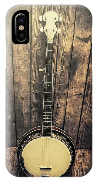 Musical iPhone Case - Southern Bluegrass Music by Jorgo Photography - Wall Art Gallery