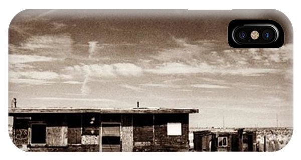Fineart iPhone Case - Southern California Homestead. Another by Alex Snay