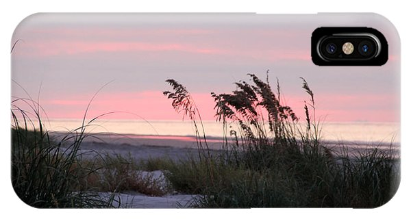 iPhone Case - Southern Dunes by Cynthia Leaphart