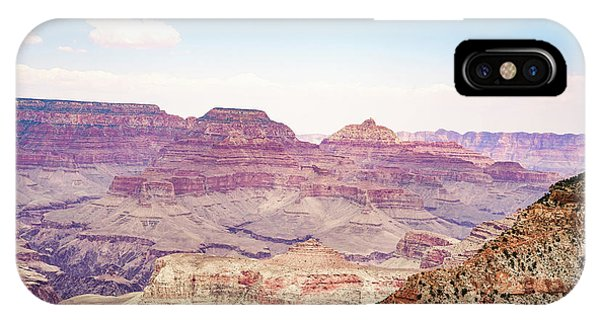 Southern Rim IPhone Case