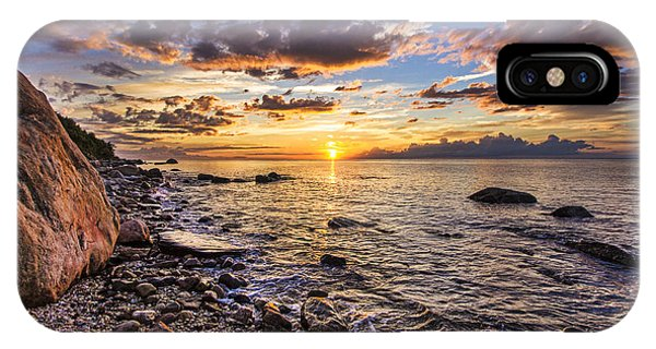 Southold Sunset IPhone Case
