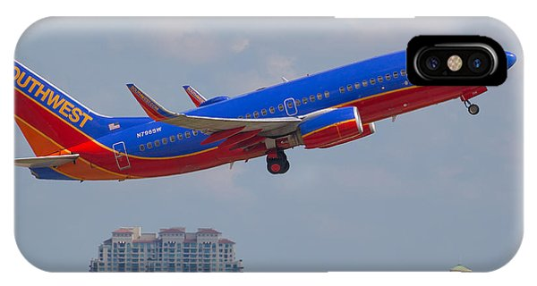 Southwest Airlines IPhone Case