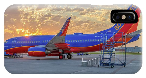 Southwest Airlines - The Winning Spirit IPhone Case